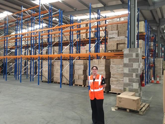 Southampton Warehouse Expansion