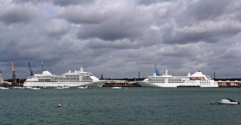 Cruises From Southampton >> Sch Adds Silversea Cruises To Southampton Cruise Portfolio